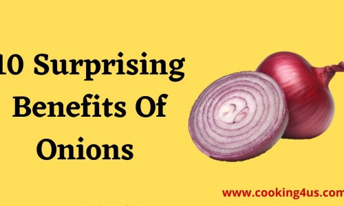 10 Surprising Benefits Of Onions | Healthy Life