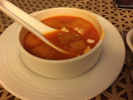 Home made Healthy Tomato Soup Recipe
