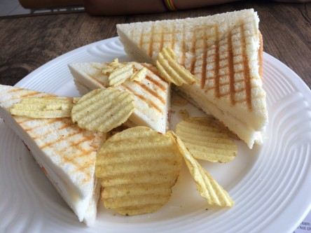 Grilled Cheese Sandwich Recipe, Breakfast or Brunch
